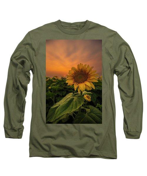 Eye Of The Beholder  Long Sleeve T-Shirt