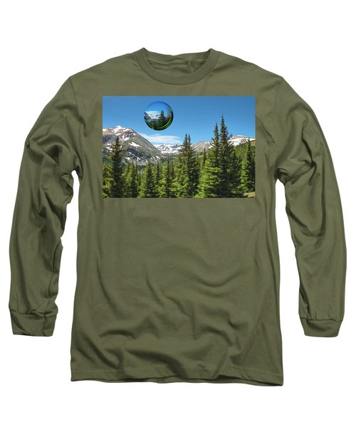 Eye On Summit County Long Sleeve T-Shirt