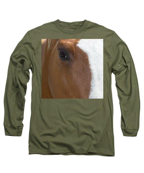 Eye On You Horse Long Sleeve T-Shirt