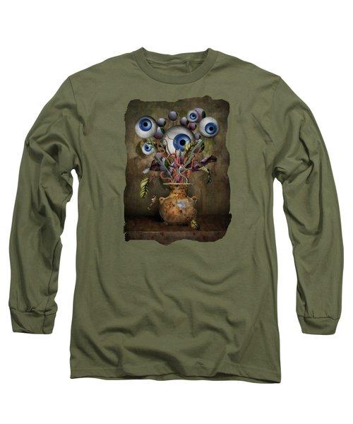 Eye See Still Life Long Sleeve T-Shirt