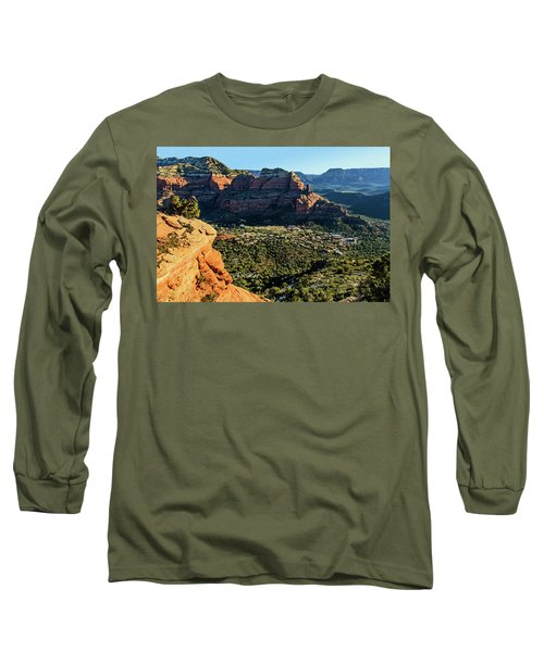 F And B Ridge 07-021 Long Sleeve T-Shirt