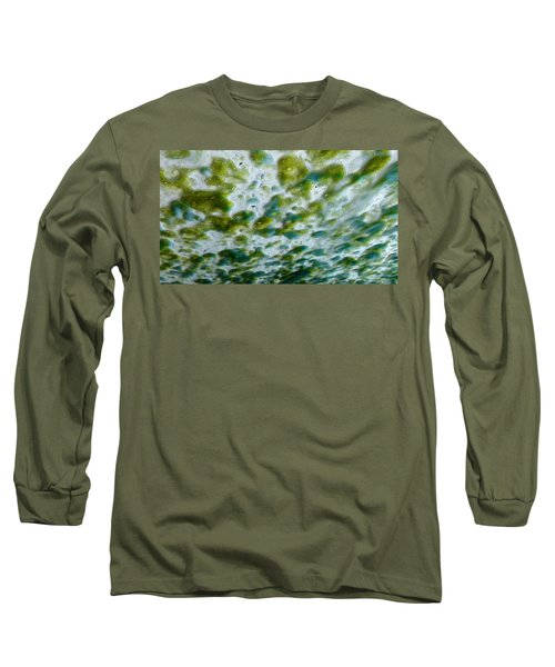 Fabulous In Foam Long Sleeve T-Shirt by Caryl J Bohn