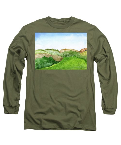Facescape 1 Long Sleeve T-Shirt