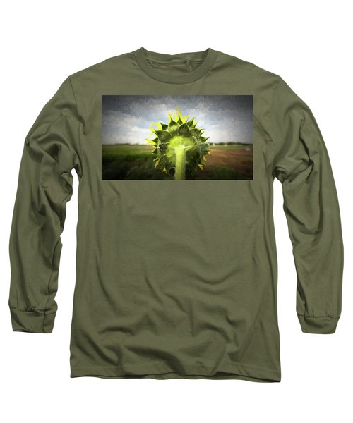 Facing The Day Long Sleeve T-Shirt