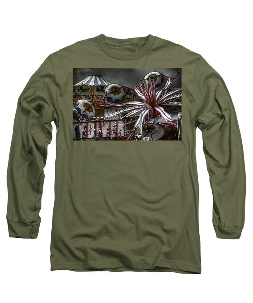 Fairground Rides Long Sleeve T-Shirt
