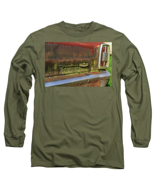 Fairlane Emblem Long Sleeve T-Shirt