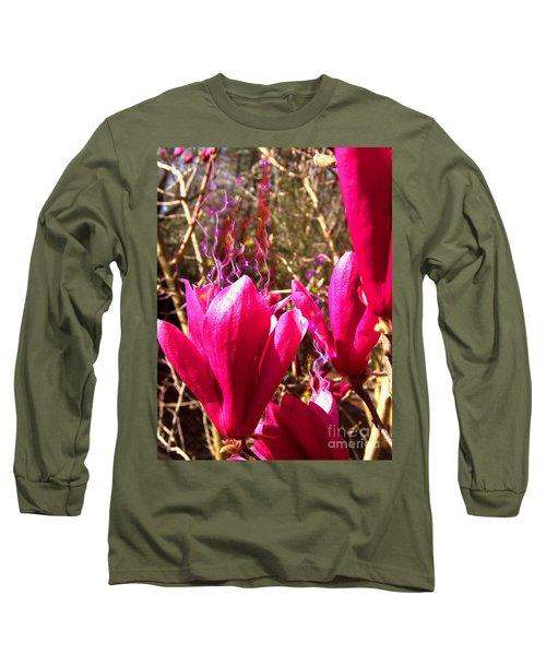 Fairy Fire Long Sleeve T-Shirt
