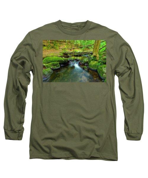 Fairy Glen Bridge Long Sleeve T-Shirt