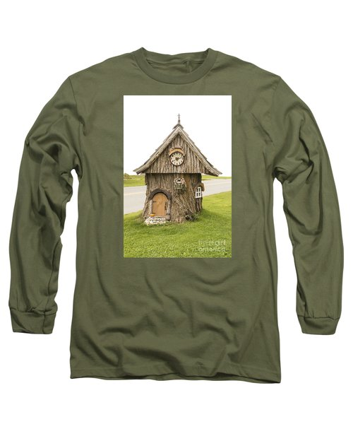 Fairy House In Vermont Long Sleeve T-Shirt