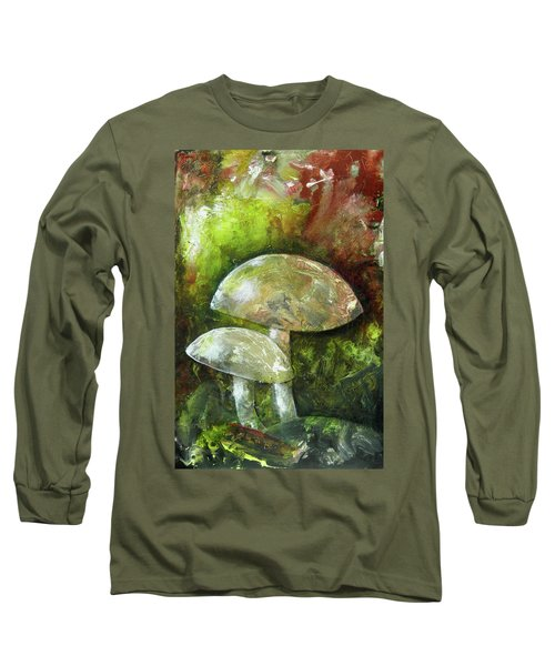 Fairy Kingdom Toadstool Long Sleeve T-Shirt