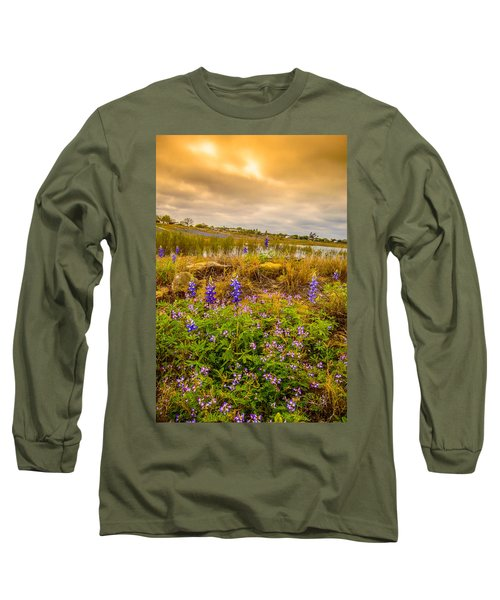 Zapata Falcon Lake 2 Long Sleeve T-Shirt