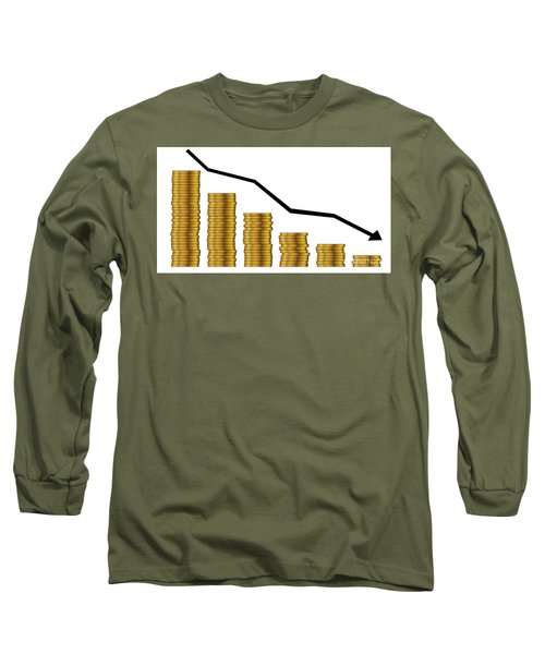 Faling Prices Long Sleeve T-Shirt