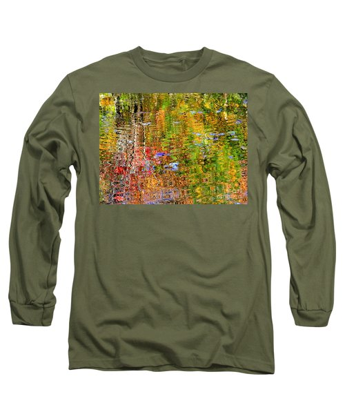 Fall 2016 Long Sleeve T-Shirt by Elfriede Fulda