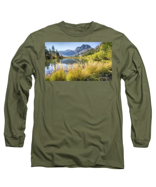 Fall Along The Creek Long Sleeve T-Shirt