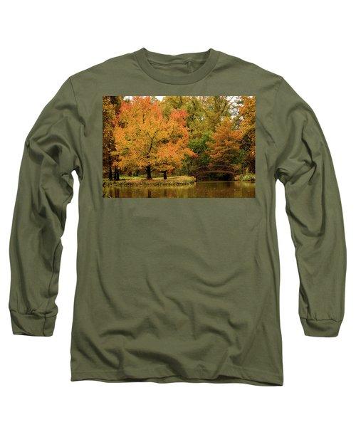 Fall At The Arboretum Long Sleeve T-Shirt