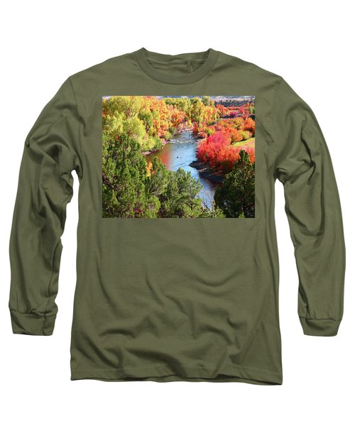 Fall Beauty Long Sleeve T-Shirt