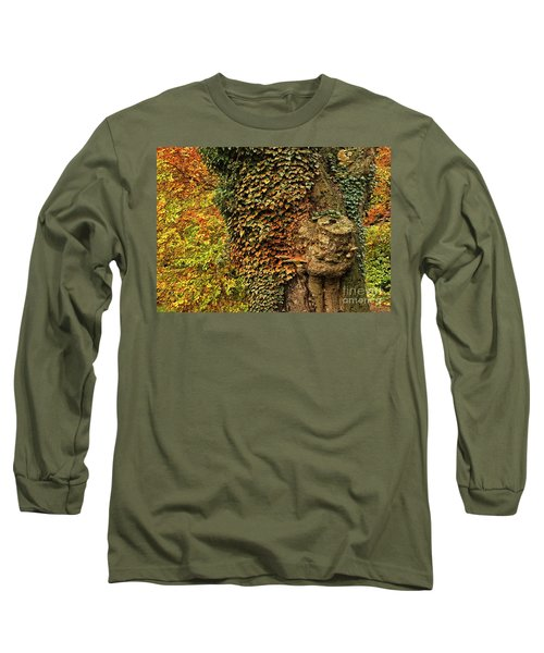 Fall Colors In Nature Long Sleeve T-Shirt