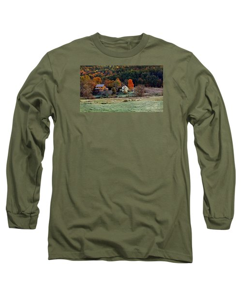 Fall Country Side - Vt2015 Long Sleeve T-Shirt