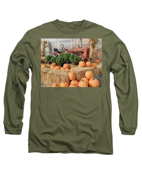 Fall Display Long Sleeve T-Shirt