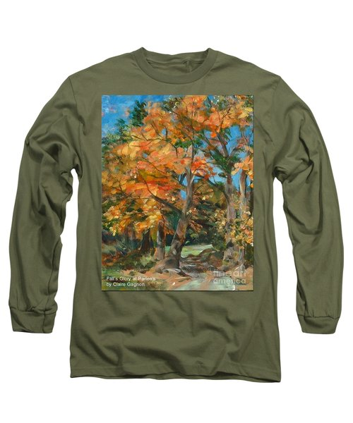 Fall Glory Long Sleeve T-Shirt