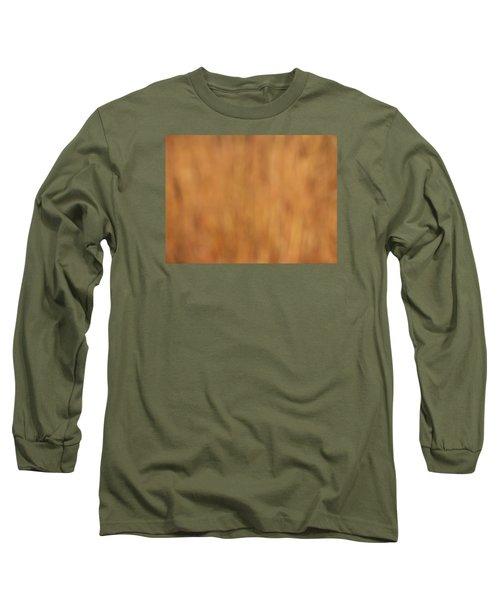 Fall Grasses Long Sleeve T-Shirt by Tim Good
