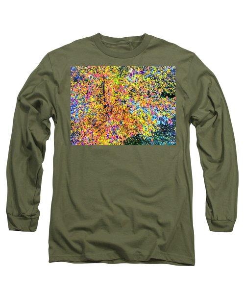 Fall Impressionism Long Sleeve T-Shirt
