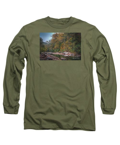 Fall In Arkansas Long Sleeve T-Shirt
