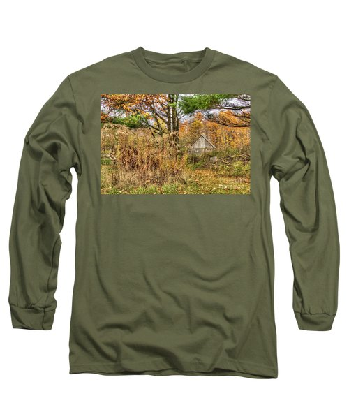Fall In The Woods Long Sleeve T-Shirt