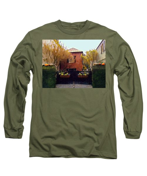 Fall Into Charleston Long Sleeve T-Shirt
