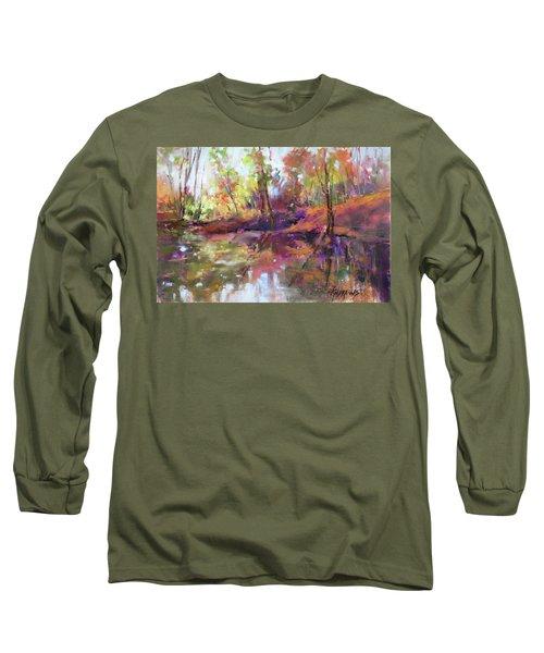 Fall Millpond Long Sleeve T-Shirt