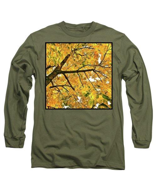 Fall On William Street Long Sleeve T-Shirt