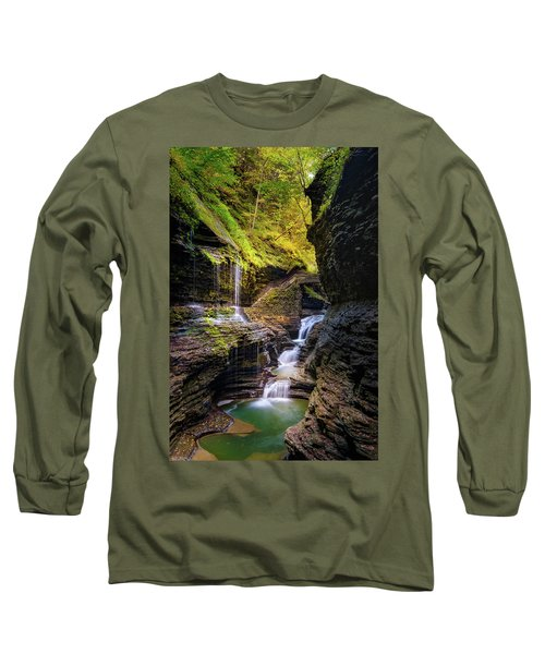 Fall Rainbow Long Sleeve T-Shirt