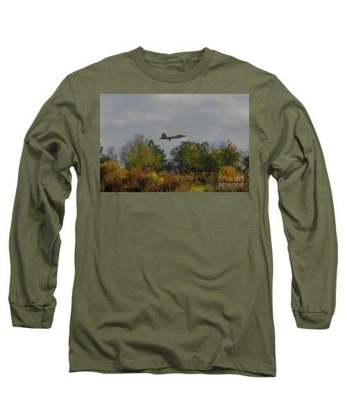 Fall Raptor Long Sleeve T-Shirt