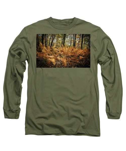 Fall Rust Long Sleeve T-Shirt