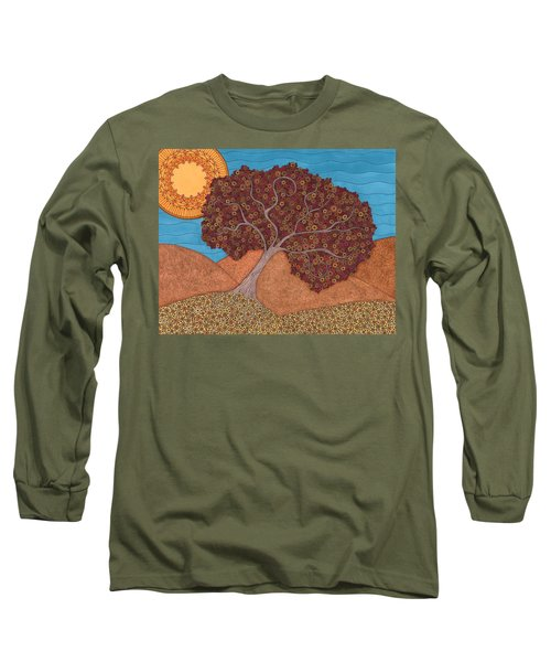 Fall Splendor Long Sleeve T-Shirt