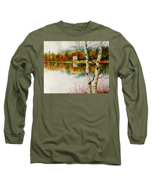 Fall Splendour Long Sleeve T-Shirt