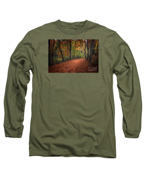 Fall Trail Long Sleeve T-Shirt