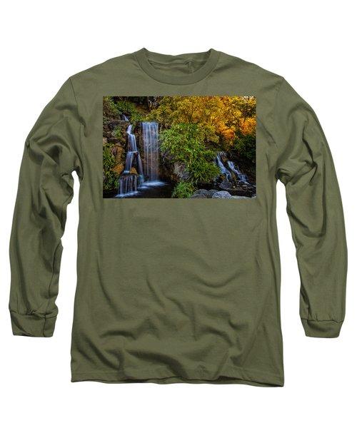 Fall Water Fall Long Sleeve T-Shirt