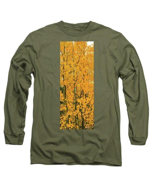 Fall Yellow Long Sleeve T-Shirt