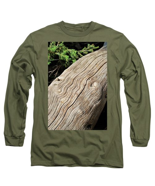 Fallen Fir Long Sleeve T-Shirt