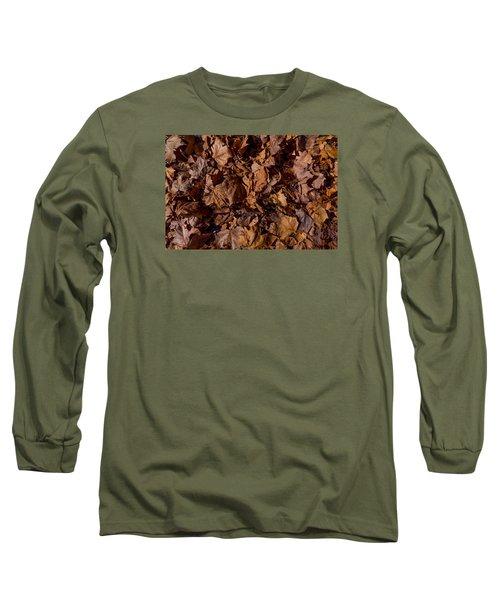 Fallen From Grace Long Sleeve T-Shirt by Derek Dean