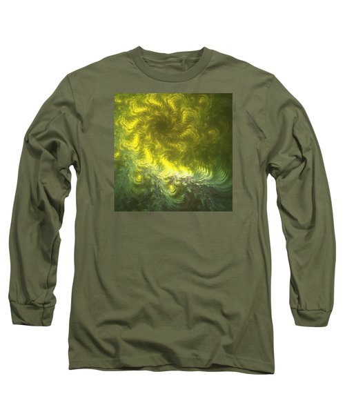 Falling Into Place Long Sleeve T-Shirt