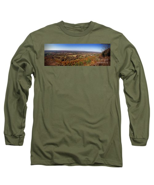 New England Long Sleeve T-Shirt