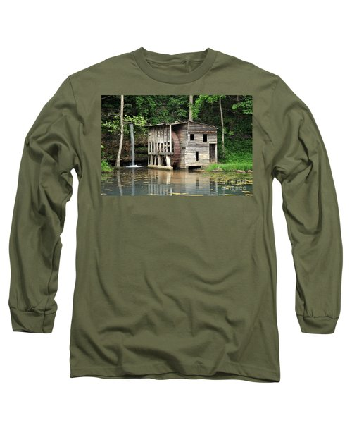 Falling Spring Mill 3 Long Sleeve T-Shirt