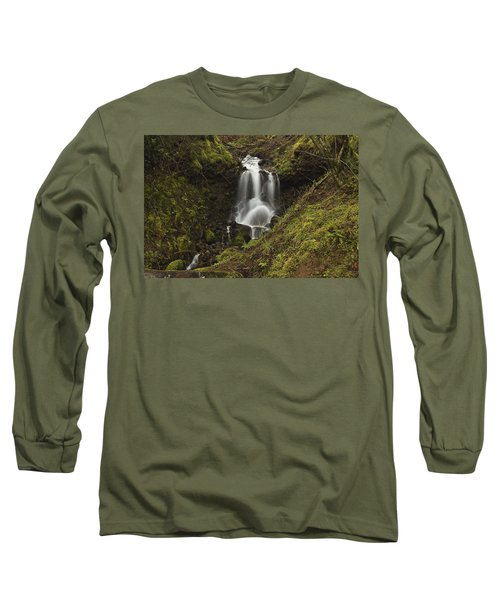 Falling Water Long Sleeve T-Shirt