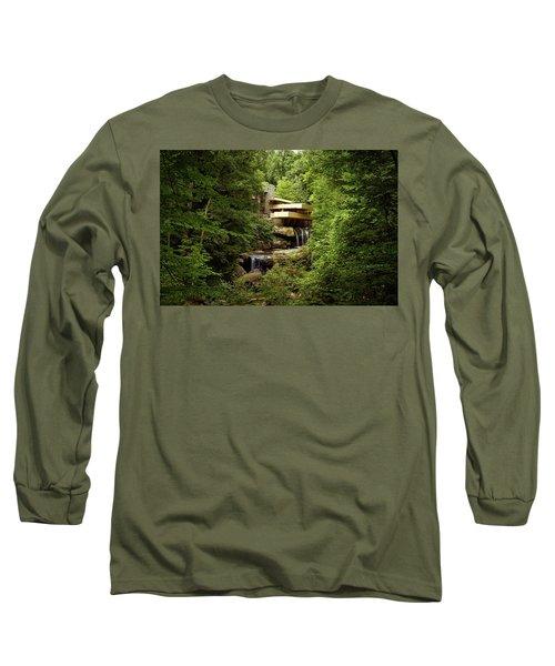 Fallingwater  Long Sleeve T-Shirt