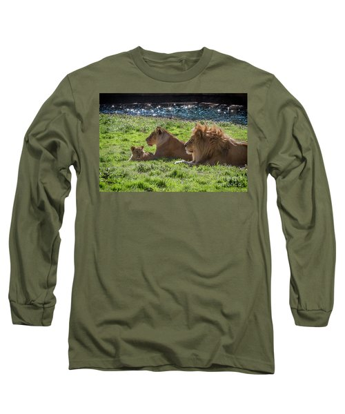 Family Pride Long Sleeve T-Shirt