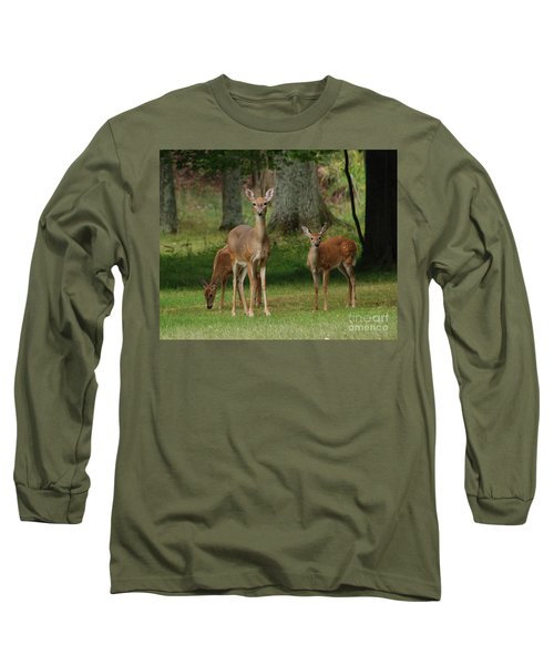Family Walk Long Sleeve T-Shirt