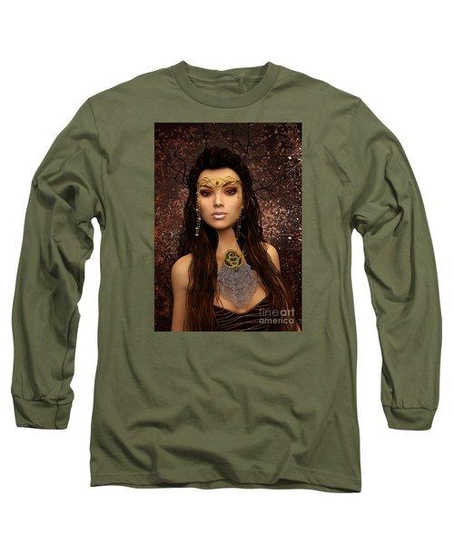 Fantasy Queen Long Sleeve T-Shirt