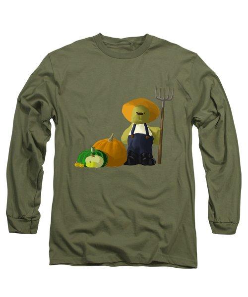 Farm-a-line Long Sleeve T-Shirt
